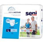 Трусы впитывающие для взрослых Seni Active Large, 10 шт. фото 1