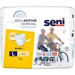 Трусы впитывающие для взрослых Seni Active Normal Large, 10 шт. фото 1