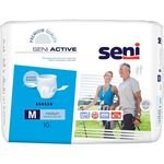 Трусы впитывающие для взрослых Seni Active Medium, 10 шт. фото 1