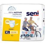Трусы впитывающие для взрослых Seni Active Normal Extra Large, 10 шт. фото 1