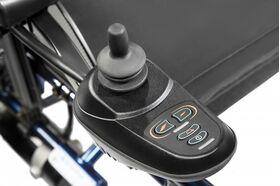 Инвалидная кресло-коляска Ortonica Pulse 170 с электроприводом фото 6