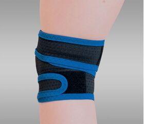 Бандаж Е-514 на коленный сустав детский фото 1