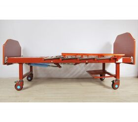 Кровать медицинская механическая Мед-Мос E-8(MM-2024Н-00) ЛДСП фото 7