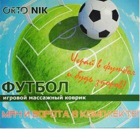Коврик массажный Футбол фото 1