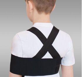 Бандаж Е-228 на плечевой сустав детский (повязка ДЕЗО) фото 1