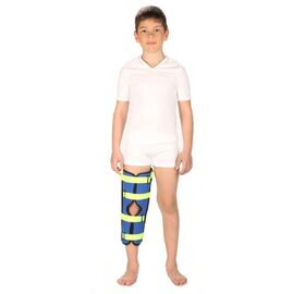Бандаж (тутор) Т-8535 на коленный сустав детский фото 1