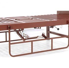 Кровать медицинская механическая Мед-Мос E-49(MM-2120Н-00) ЛДСП фото 2