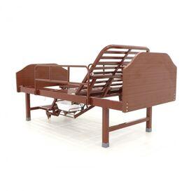 Кровать медицинская механическая Мед-Мос E-49(MM-2120Н-00) ЛДСП фото 4