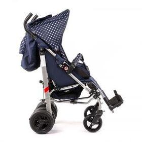 Кресло-коляска Umbrella New для детей с ДЦП (литые колёса) фото 2