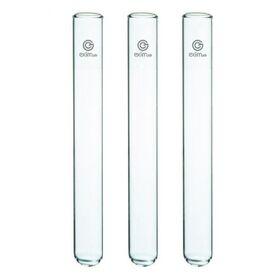Пробирка цилиндрическая стеклянная ПБ-2-14-120 фото 1