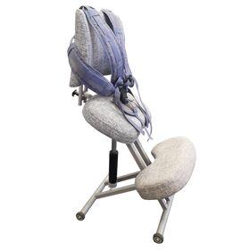 Коленный стул Олимп с ремнем безопасности фото 1