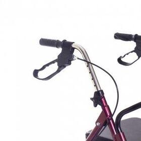 Ходунки-роллаторы XR 102 с сиденьем фото 2