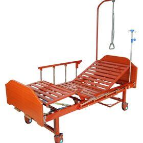 Кровать медицинская механическая Мед-Мос E-8(MM-2024Н-00) ЛДСП фото 1