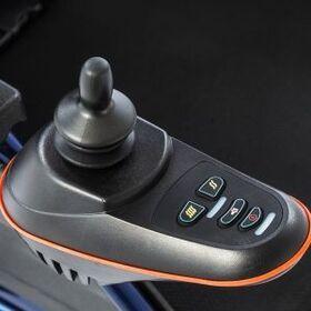 Инвалидная коляска Ortonica Pulse 110 с электроприводом фото 2