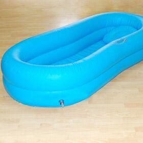 Ванна надувная CA 204MV для мытья человека на кровати фото 1