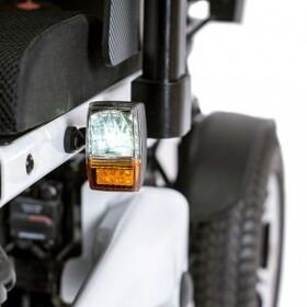 Кресло-коляска Ortonica Pulse 770 с электроприводом фото 10