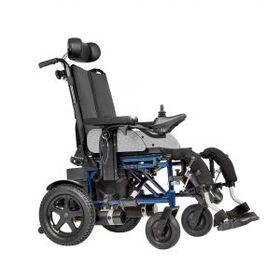 Инвалидная кресло-коляска Ortonica Pulse 170 с электроприводом фото 1