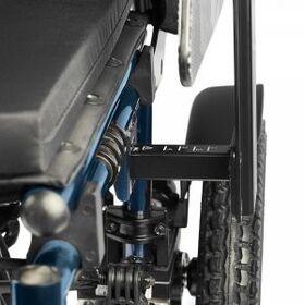 Инвалидная кресло-коляска Ortonica Pulse 170 с электроприводом фото 7