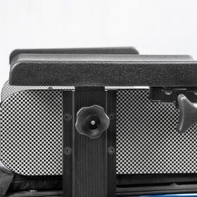 Инвалидная кресло-коляска Ortonica Pulse 170 с электроприводом фото 9