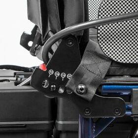 Кресло-коляска Ortonica Pulse 150 с электроприводом фото 4
