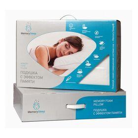 Подушка ортопедическая MemorySleep Comfort Plus фото 4