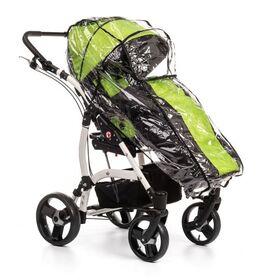 Кресло-коляска Umbrella Junior Plus для детей с ДЦП (литые колёса) фото 9