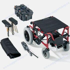 Кресло-коляска Meyra CLOU 9.500 электрическая фото 2