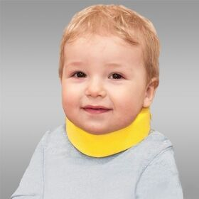 Бандаж F-301 для шейного отдела для новорожденных фото 2
