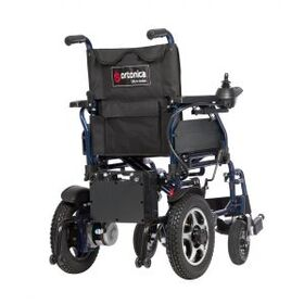 Инвалидная коляска Ortonica Pulse 110 с электроприводом фото 10