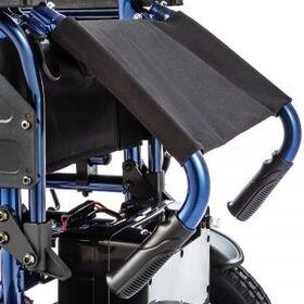 Инвалидная коляска Ortonica Pulse 110 с электроприводом фото 3