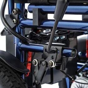 Инвалидная коляска Ortonica Pulse 110 с электроприводом фото 6