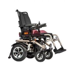 Инвалидная кресло-коляска Ortonica Pulse 210 с электроприводом фото 1