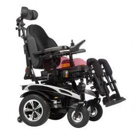 Инвалидная коляска Ortonica Pulse 370  с электроприводом фото 1
