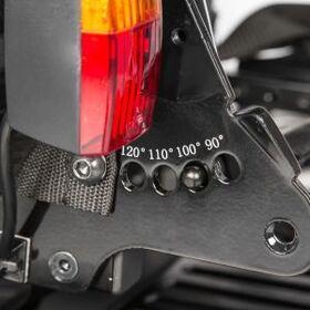 Инвалидная коляска Ortonica Pulse 370  с электроприводом фото 10