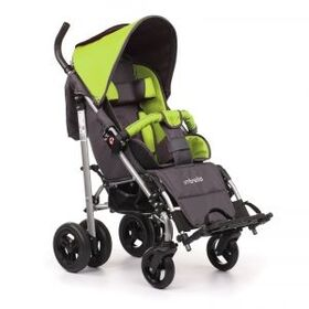 Кресло-коляска Umbrella New для детей с ДЦП (литые колёса) фото 10