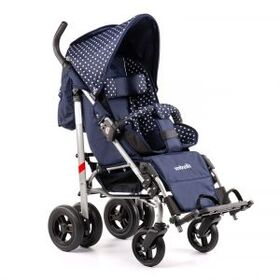 Кресло-коляска Umbrella New для детей с ДЦП (литые колёса) фото 6
