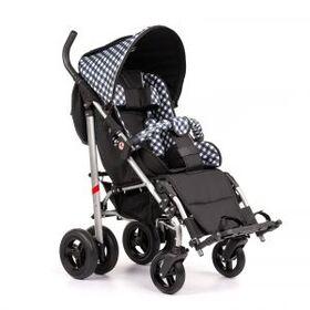 Кресло-коляска Umbrella New для детей с ДЦП (литые колёса) фото 4