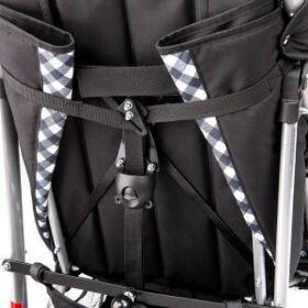 Кресло-коляска Umbrella New для детей с ДЦП (литые колёса) фото 8