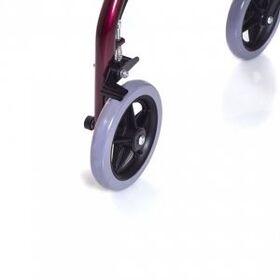 Ходунки-роллаторы XR 102 с сиденьем фото 6