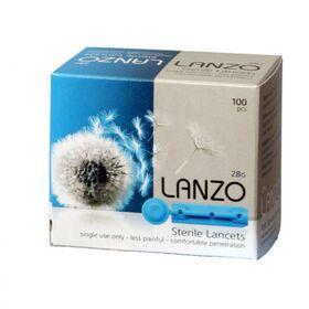 Ланцеты Lanzo универсальные, 50 шт. фото 2