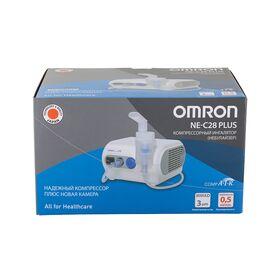Ингалятор компрессорный Omron C28 Plus фото 8