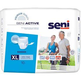 Трусы впитывающие для взрослых Seni Active Extra Large, 10 шт. фото 1