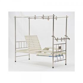 Кровать медицинская механическая Мед-Мос F-24(MM-44) 4 функции фото 6