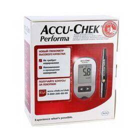 Глюкометр Accu-Chek Performa Акку-Чек Перформа (комплект) фото 2