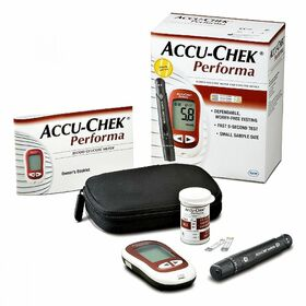 Глюкометр Accu-Chek Performa Акку-Чек Перформа (комплект) фото 3