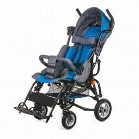 Кресло-коляска Umbrella Optimus для детей с ДЦП (пневмо колёса) фото 6