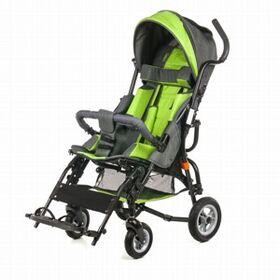 Кресло-коляска Umbrella Optimus для детей с ДЦП (пневмо колёса) фото 7