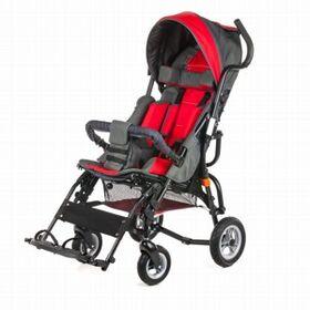 Кресло-коляска Umbrella Optimus для детей с ДЦП (пневмо колёса) фото 1