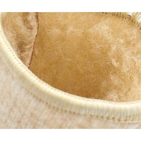 Носки эластичные компрессионные согревающие из овечьей шерсти фото 3