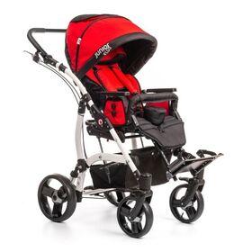 Кресло-коляска Umbrella Junior Plus для детей с ДЦП  (пневмо колёса) фото 5